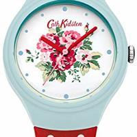 Cath Kidston 手表 3针 花朵图案 CKL024UR 女士
