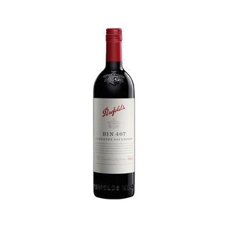 奔富(Penfolds) BIN407赤霞珠干红葡萄酒 750ml