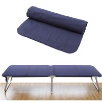 欧润哲 防滑防溜折叠床加厚棉垫