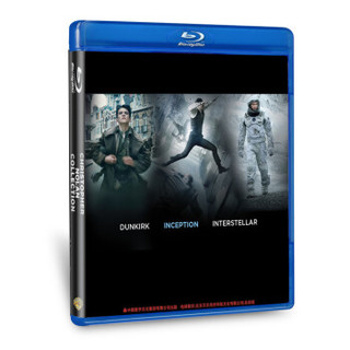 克里斯托弗·诺兰作品合集(蓝光碟  6BD50)