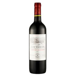 CHATEAU LAFITE ROTHSCHILD 拉菲 巴斯克卡本妮苏维翁红葡萄酒 750ml *9件
