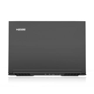 Hasee 神舟 战神 Z7-CT5GA 15.6英寸游戏本(i5-9300H、8GB、512GB、GTX1660Ti、72%NTSC)