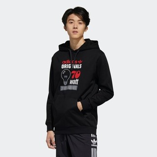adidas 阿迪达斯 三叶草HOODIE 70 CELEB FT5846 男装经典运动服套头衫