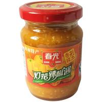 春光 香辣灯笼辣椒酱 150g海南特产 *6件