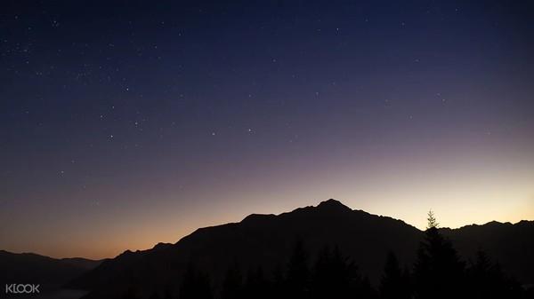 天际缆车俯瞰,斜坡滑车体验刺激!新西兰皇后镇星空赏景+观星 可选自助晚餐、2/3/5趟斜坡滑行