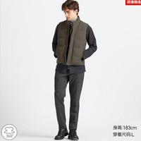 UNIQLO 优衣库 420677 绗缝背心