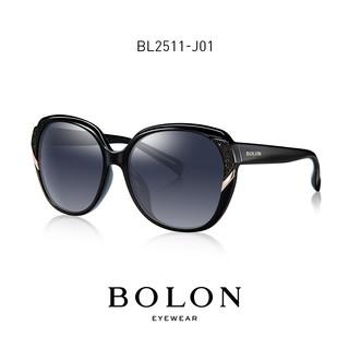 BOLON 暴龙 BL2511 蝶形偏光太阳镜