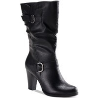 Style&co.  Sachi Block-Heel 女士中筒靴