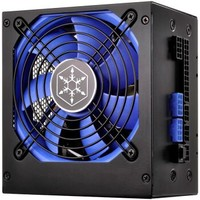 SILVER STONE 银欣 额定500W ATX全模组电源(80PLUS铜牌/日系电容)