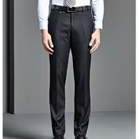 JOEONE 九牧王 JA295112T 男士直筒西裤