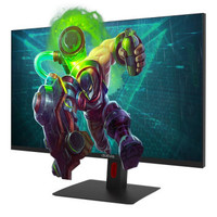 dostyle 东格 TR2775Q 27英寸 IPS显示器(2K、95%NTSC、75Hz、FreeSync)
