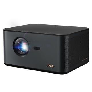 OBE 大眼橙 X10 投影机 2000ANSI 1920*1080 黑色