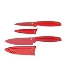 WMF 福腾宝 Touch 不锈钢刀具 2件套 *2件