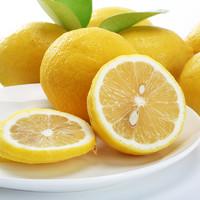 游鲜生 安岳柠檬 3斤装 单果80g起