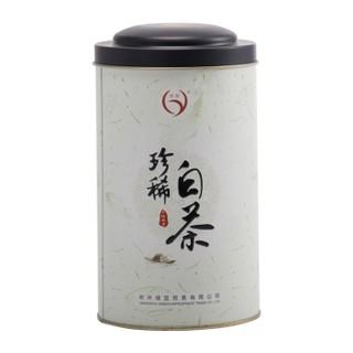 绿颐 一级珍稀白茶 100g*2件