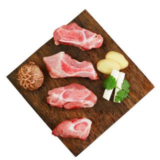 限地区 : 双汇 猪汤骨块 1000g                       *6件