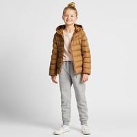 UNIQLO 优衣库 儿童轻型保暖连帽外套