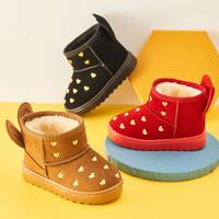 Gackt 儿童厚靴子 26-35码可选