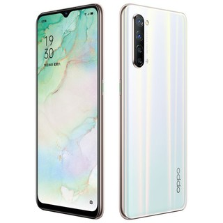 OPPO Reno3 5G版智能手机 8GB 128GB 5G 月光白