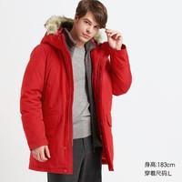 UNIQLO 优衣库 419992 高性能保暖羽绒大衣