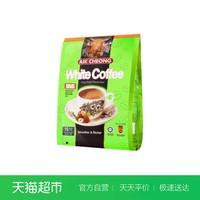 第2件0元益昌3合1减少糖白咖啡 (榛果味)450G *4件