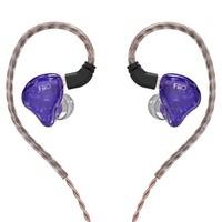 FiiO 飞傲 FH1s 耳机 绕耳式 紫色