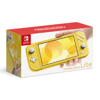 Nintendo 任天堂 Switch Lite 游戏机 日版