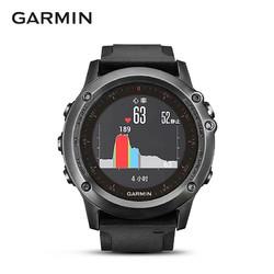 Garmin佳明fenix3 HR心率GPS登山跑步户外游泳骑行多功能手表
