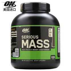 OPTIMUM NUTRITION 奥普帝蒙 增肌蛋白粉 巧克力味 6磅 *2件