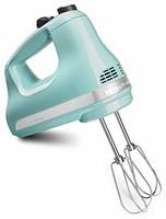 KitchenAid KHM512AQ 五速 强力 手持搅拌机