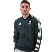 adidas 阿迪达斯 Real Madrid FC 男士夹克