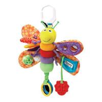 Lamaze 拉玛泽 SPUWMT796714279152 轻松携弗雷迪萤火虫车床挂件玩具