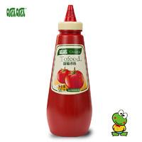 呱呱   番茄酱   580g