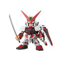 BANDAI 万代 Q版 SD EX高达拼装模型 BB战士 57994SD红色异端高达