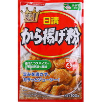 Nissin DIGITAL 日清 炸鸡粉100g   日本进口  鸡排猪排调味料 家用裹粉  烘焙原料