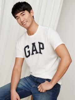 Gap 盖璞 男士短袖T恤639065-4