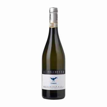 MOSCATO DASTI 法尔凯特 小鹰低醇低泡甜白葡萄酒 750ml/瓶