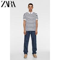 ZARA 男士T恤 09240407250