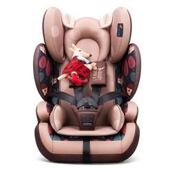 贝贝卡西 LB-509 儿童安全座椅 9个月-12岁