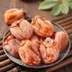 京东PLUS会员:水果蔬菜农家自制霜降柿饼礼盒 200g *5件 26.9元包邮(双重优惠)