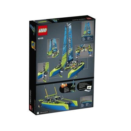 LEGO 乐高 机械组系列 42105  漂浮双体船