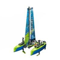 LEGO 乐高 机械组双体船 42105