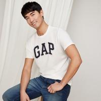 Gap 盖璞 男士T恤639065-4 白色 185/104A (L)