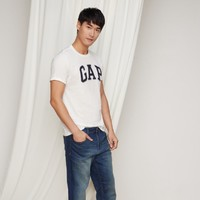 Gap 盖璞 男士T恤639065-4 白色 185/108A (XL)