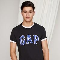 Gap 盖璞 男士T恤639065-4 藏青色 175/88A (XS)
