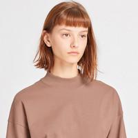 UNIQLO 优衣库 U系列 420697 女士半高领T恤