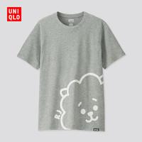 UNIQLO 优衣库 男士T恤UQ417663001