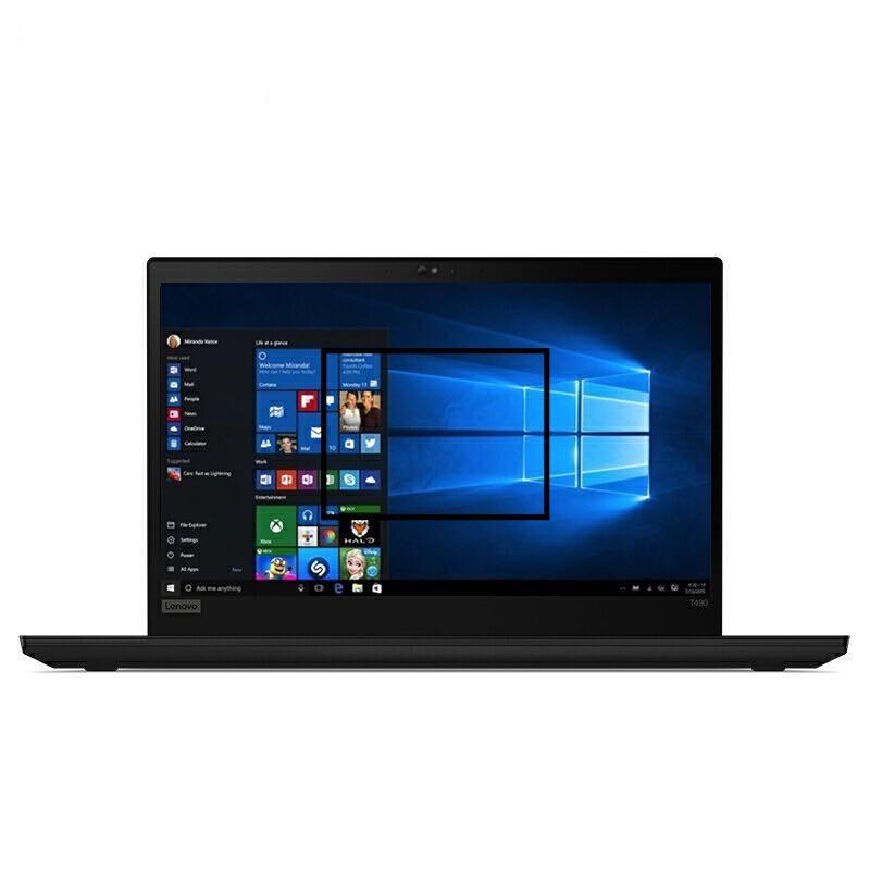联想ThinkPad T490(07CD)14英寸轻薄笔记本电脑(i5-10210U 8G 32G傲腾系统加速器+512GSSD FHD防眩光IPS屏)