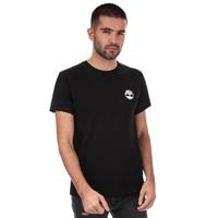 Timberland 添柏岚 Mens Core Back Logo T-Shirt 男士T恤