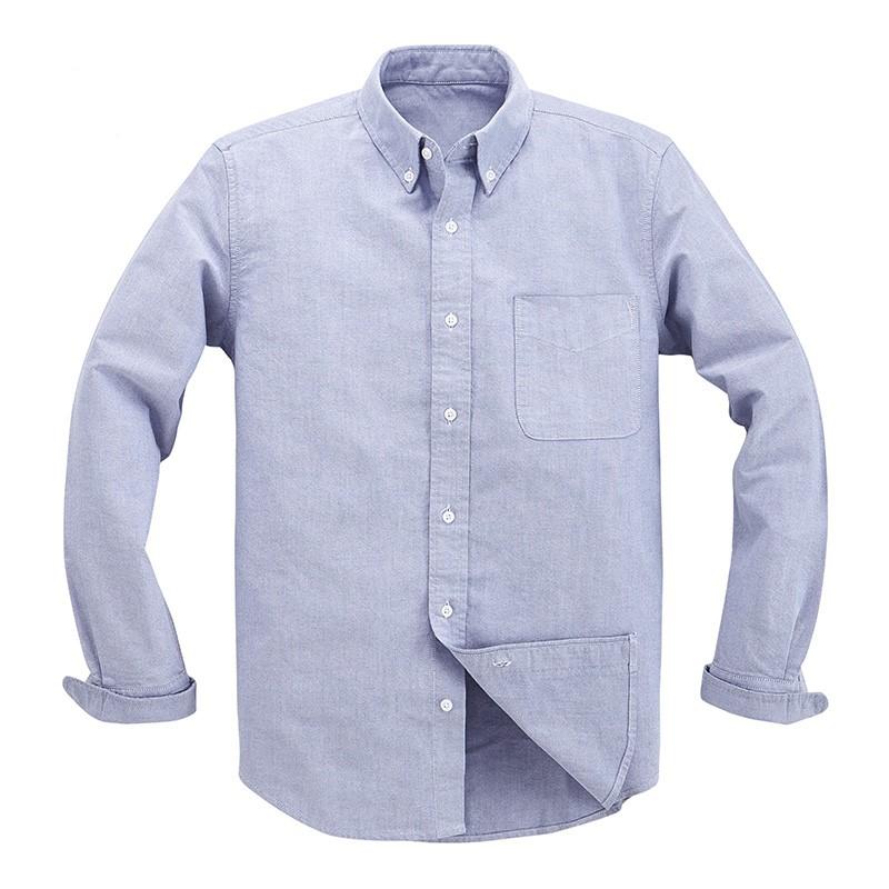 VANCL 凡客诚品 男士衬衫1090218 蓝 S